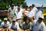 2008 Michigan Junior Bass Anglers Team