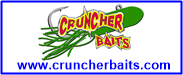 Click here to visit the Cruncher Baits web site.